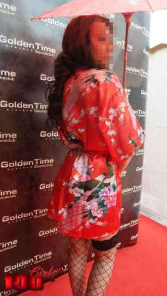 Jasmin, 25 - aktuell zu Gast im GoldenTime FKK Saunaclub, Brüggen